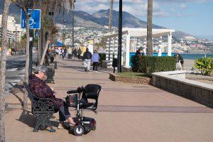 Overwinteren in Fuengirola